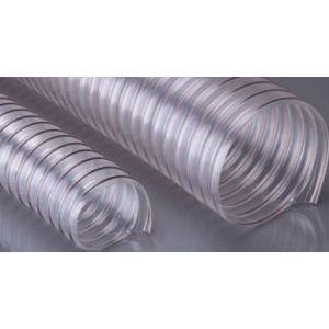 Furtun PU exhaustare, spiralat PU600ECO - FEXHPU 76-0.6