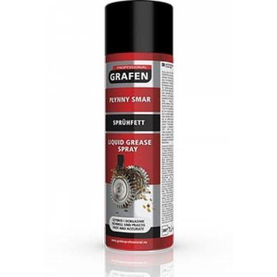 Spray gresare, lubrifiere lichid - GRAFEN