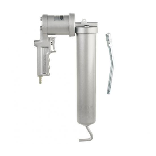 Pompă gresare pneumatică