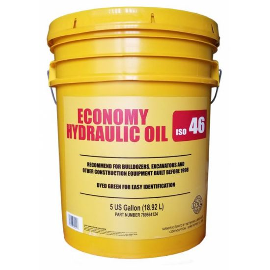 Ulei hidraulic Economy ISO 46 - 1500 ore - 5 US Gallon