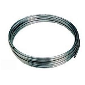 Conductă frână otel, acoperită cu plastic - STF CFR 4.75
