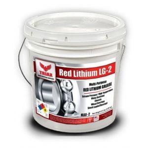 Vaselină uz general TRIAX RED LITHIUM LG-2 - 6.6 lbs - W-LG2-3kg